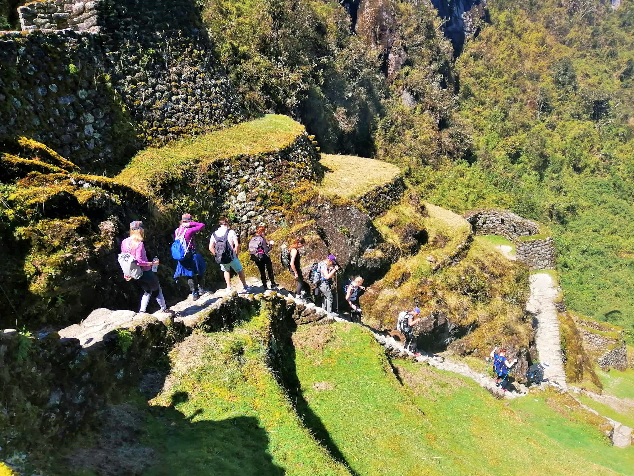 Sacred Valley Inca Trail